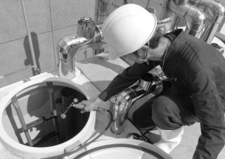 飲料用貯水槽清掃